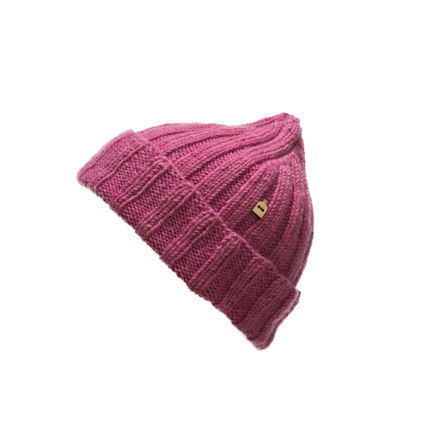 Hand made organic Finnsheep wool beanie, Farmesters - Sukeltaja. 100% naturally dyed.