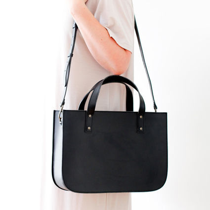 OTTO tote bag black