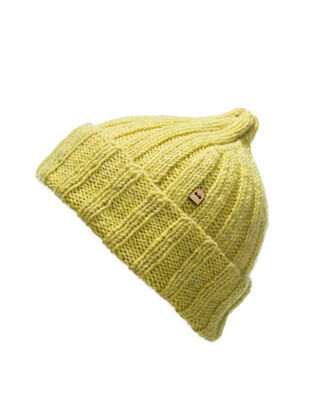 Hand made organic Finnsheep wool beanie, Farmesters - Kalastaja. 100% naturally dyed.