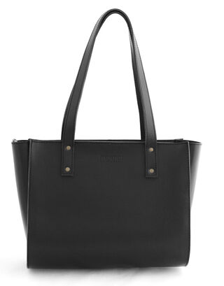 IRMA tote bag in black