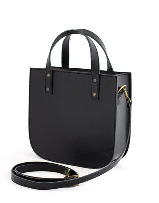 ISABEL tote bag in black