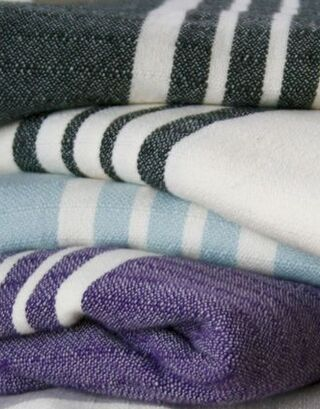 Raw Hamam Towels