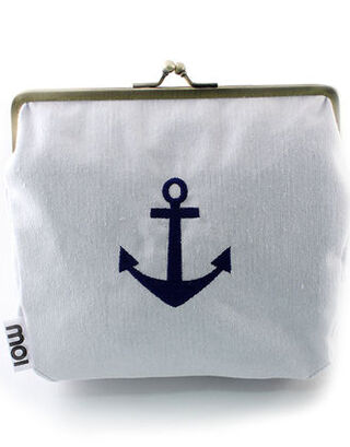 Alexandra make up wallet with anchor