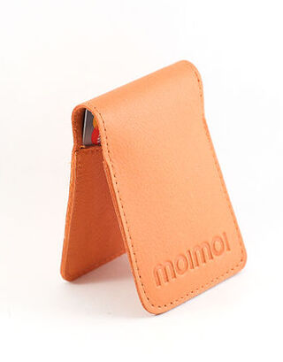 Petteri card wallet made from reindeer leather